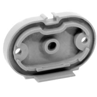 Innenansicht Endkappe LED Aluminium Profil SVETOCH MINI für Industrie, Gewerbe und Büro Beleuchtung