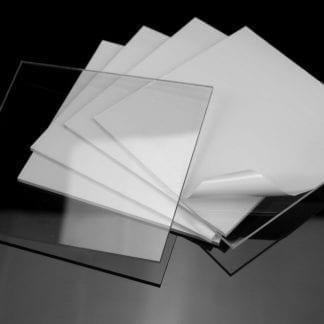 Polycarbonat Schutzglas für LED Leuchten von SVETOCH