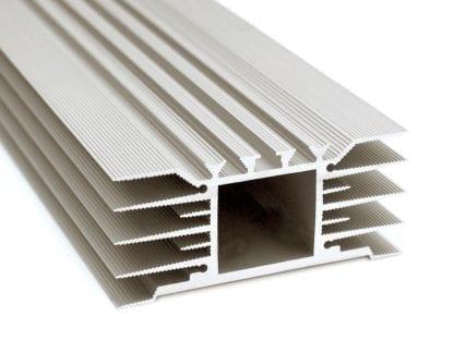 Kühlkörper Aluminiumprofil SVETOCH STRADA LED Heatsink für LED Beleuchtung in Industrie, Gewerbe, Hallen in Indoor und Outdoor