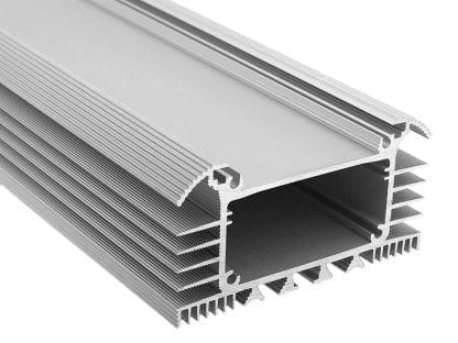 LED Aluminiumprofil SVETOCH UNIVERSE PLANE LED Heatsink für LED Beleuchtung in Industrie und Gewerbe