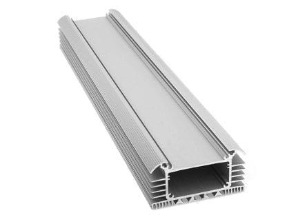 Querschnitt LED Aluminiumprofil SVETOCH UNIVERSE PLANE LED Heatsink für LED Beleuchtung in Industrie und Gewerbe
