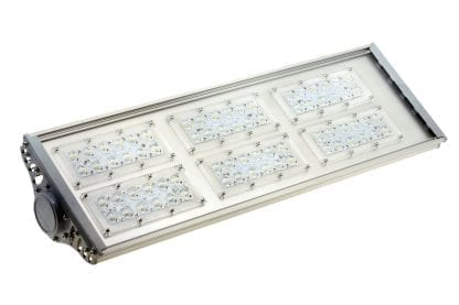 Anwendungsbeispiel LED Leuchte aus Kühlkörper Aluminiumprofil SVETOCH MAGISTRAL