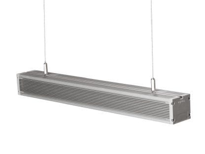 Application example LED luminaire from the components of the SVETOCH QUADRO series