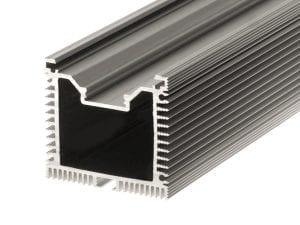 LED Aluminiumprofil SVETOCH QUADRO