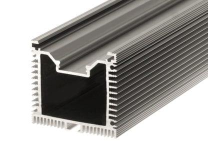 Kühlkörper Aluminiumprofil SVETOCH QUADRO LED Heatsink