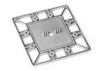 PROFI Profil-Endkappe für Aluminium Hochleistungs-Kühlkörper SVETOCH PROFI