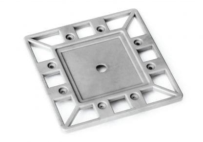 PROFI Profil-Endkappe für Aluminium High-Power-Kühlkörper SVETOCH PROFI