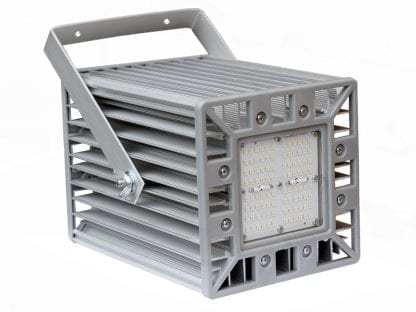 High-performance LED light from the components of the SVETOCH PROFI series