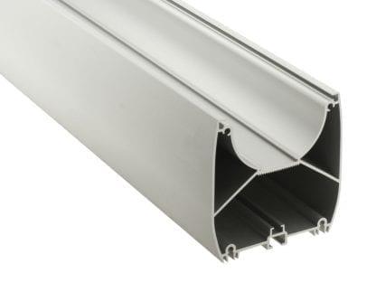 Pokrywa końcowa profilu SVETOCH LINE (Widok wnętrza) do oświetlenia wewnętrznego LED