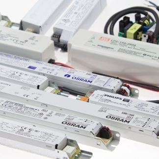 LED drivers and control gear