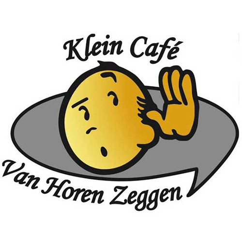 Klein Café Van Horen Zeggen