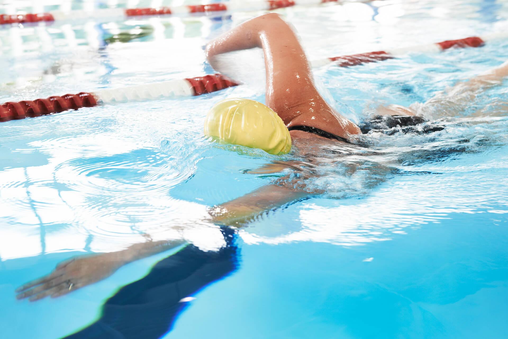 Formiddagssvømning