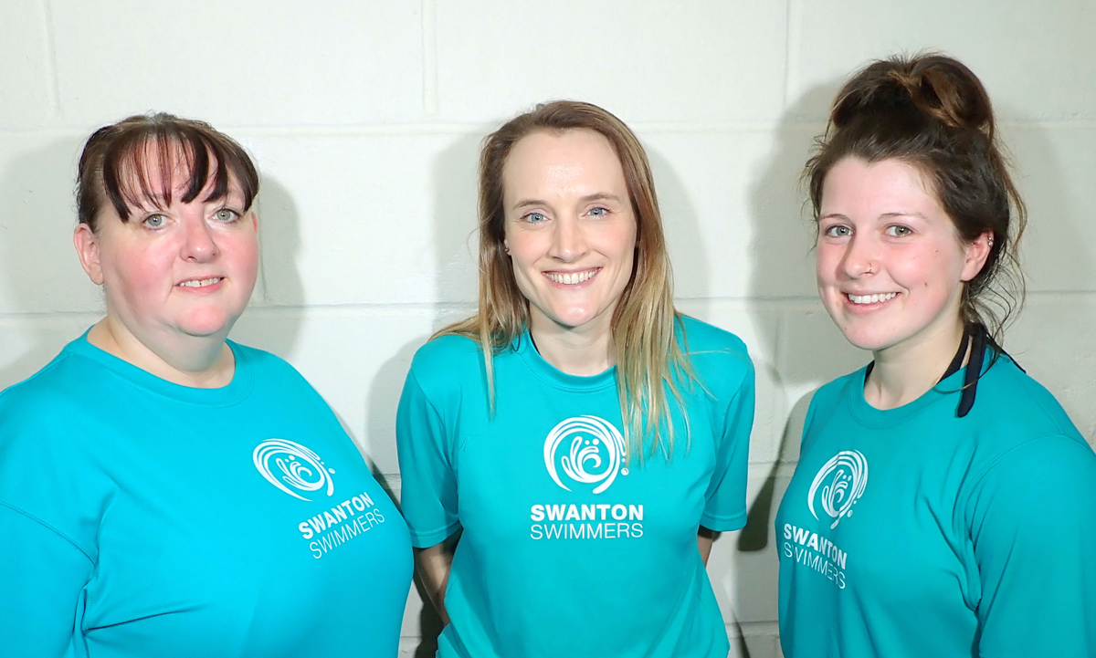 Swanton Swimmers instructors