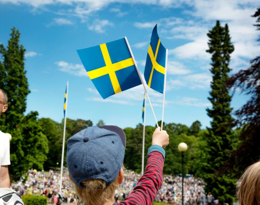 Happy National Day of Sweden!