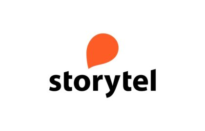 Storytel is our newest member
