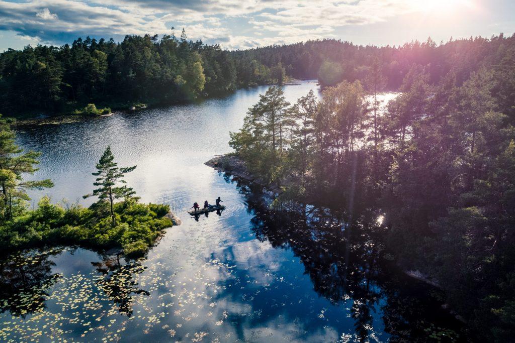 Vandra i Sverige, Bohuslän, Bohusleden