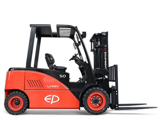 EP CPD50F8 Forklift