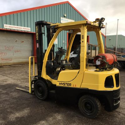 Used Hyster 2.5FT Forklift