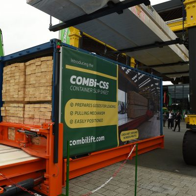 Combilift Container Loader