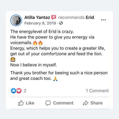Erid-Reviews-Atilla-Yantaz