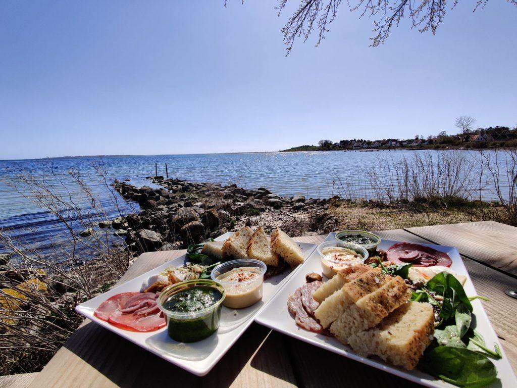 Frokost i Dyreborg