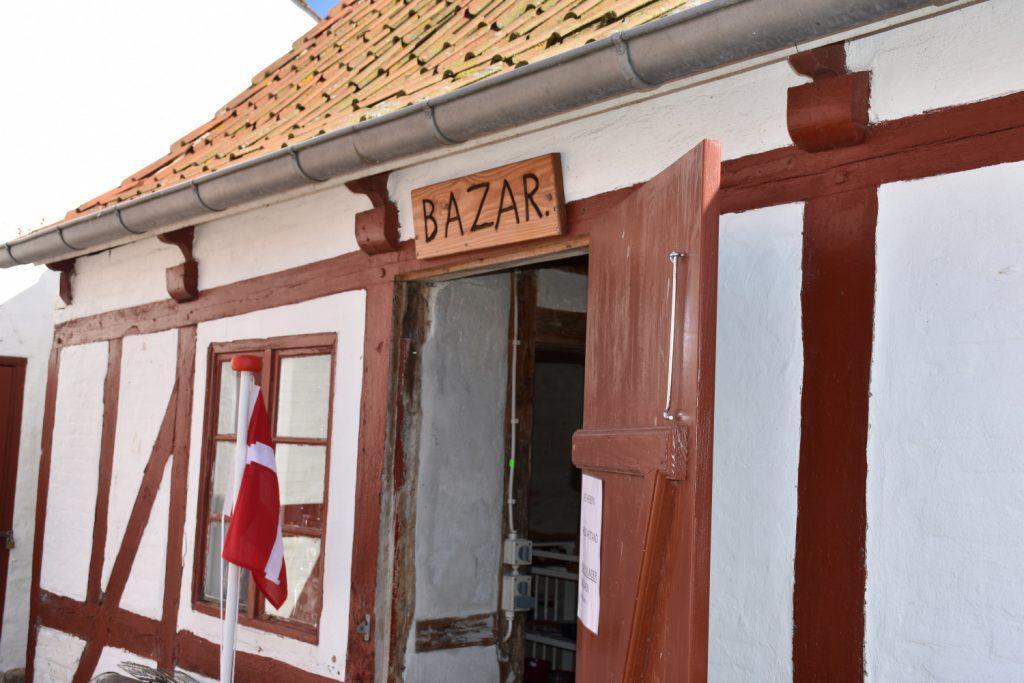 Bazar i Lundeborg