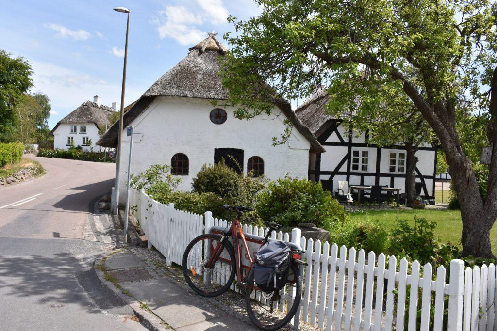 På cykeltur fra Faldsled