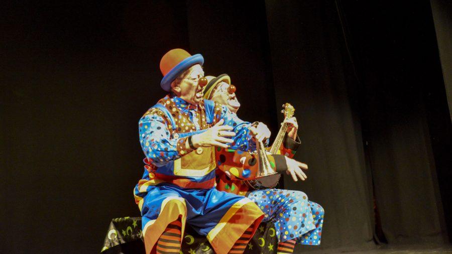 Gallashow fra Klovnefestival 2018