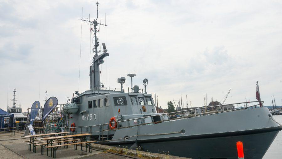 Hjemmeværnsfartøj
