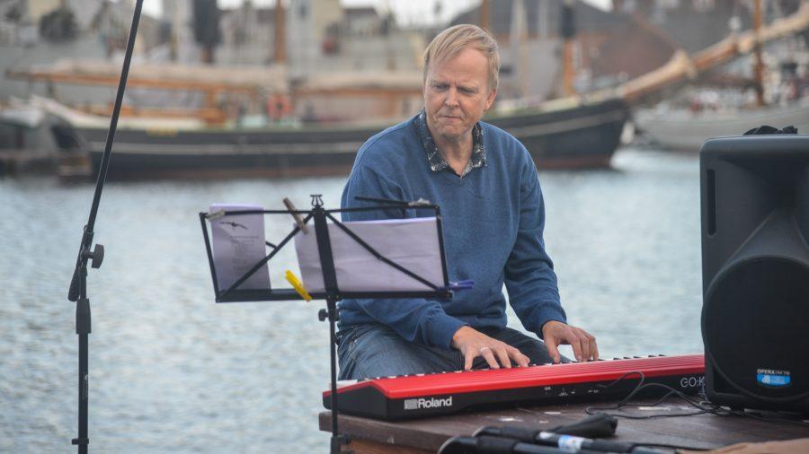 Povl Christian Balslev, Organist ved Vor Frue Kirke