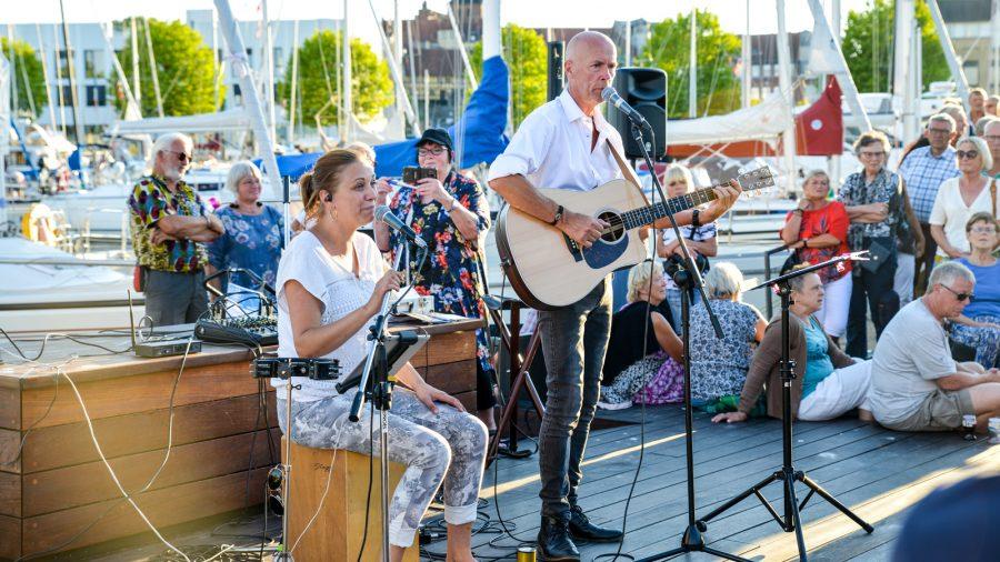 Elsborg & Maribo på Bølgen