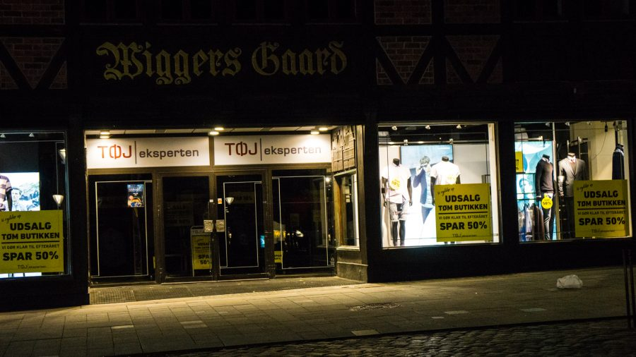 Wiggers Gård i Svendborg