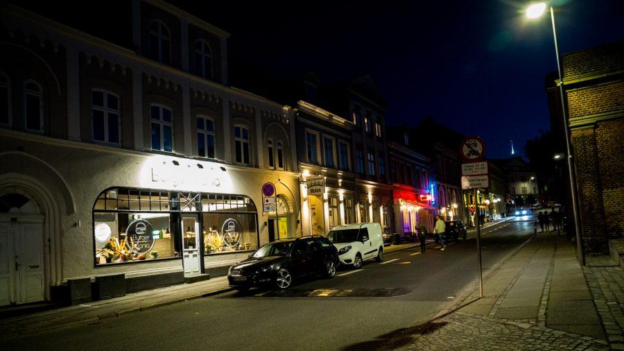 Frederiksgade i Svendborg