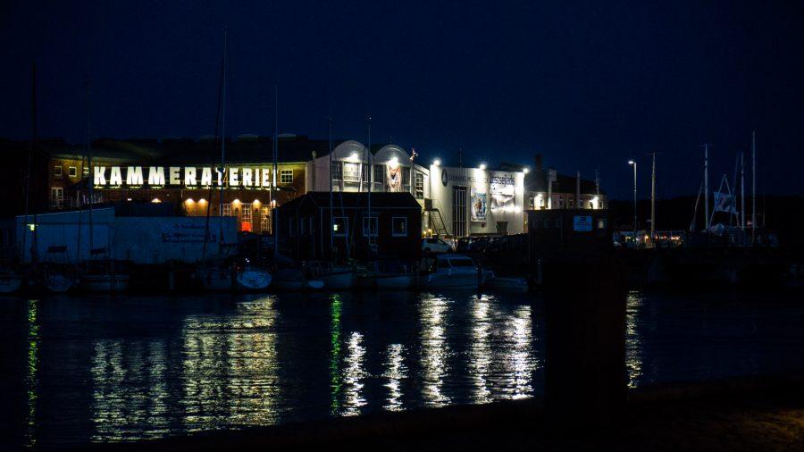 Kammerateriet på Frederiksøen i Svendborg