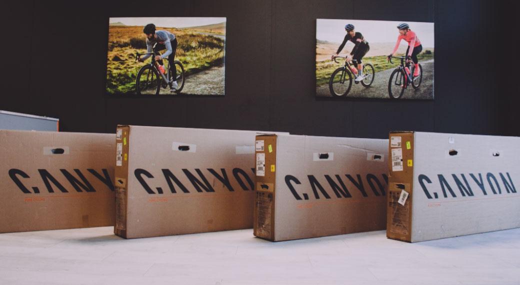 Sykkelverket er en offisiell Canyon Service Partner