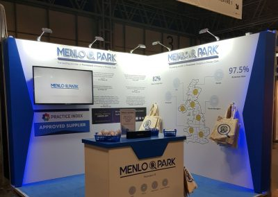 Bespoke Exhibition Stand for Best Practice