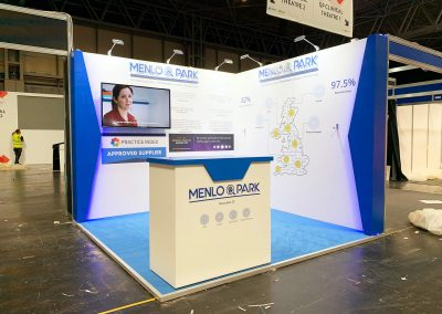 Bespoke Stand for Best Practice Show