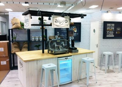 Caffe Culture Stand