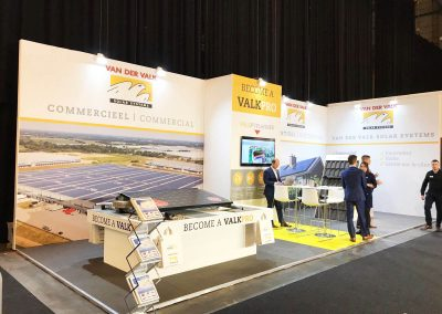 Stand Delivered at Intersolution Belgium