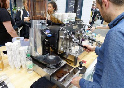 London Coffee Festival Stand