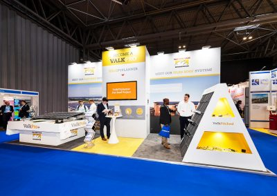 Solar & Storage Live Exhibition Stand