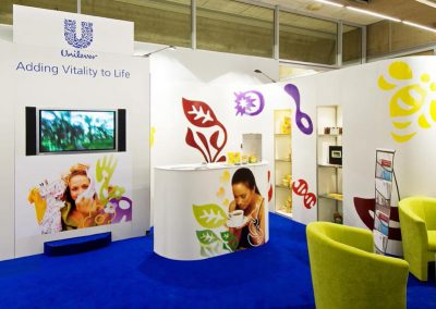Food Show Modular Exhibition Stand