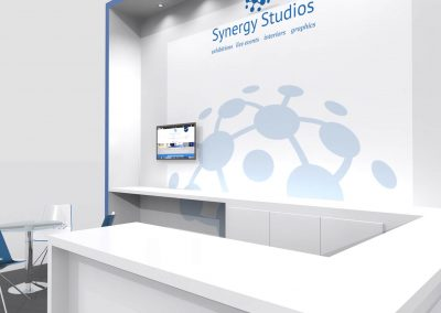5m x 3m Exhibition Stand Design