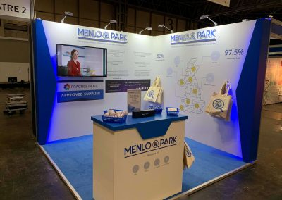 Best Practice Exhibition Stand