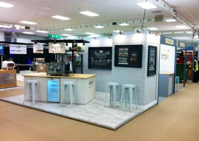 Caffe Culture Show Exhibition Stand