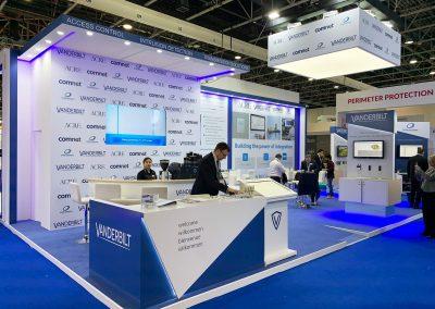 Intersec Stand, DWTC Dubai
