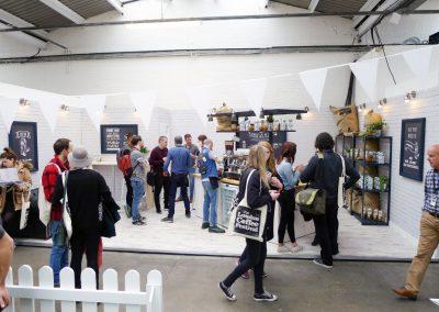 London Coffee Festival Bespoke Stand