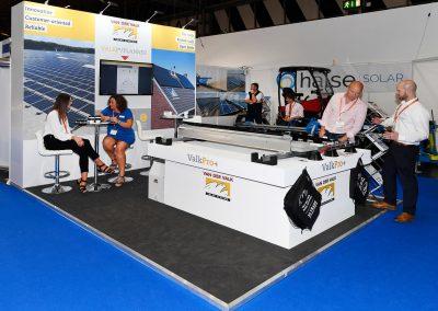 Solar & Storage Live Exhibition Stand