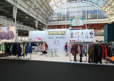 Pure London Exhibition Stand