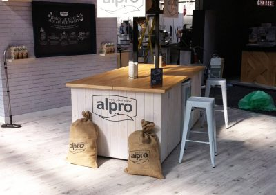 World of Coffee Exhibition Stand